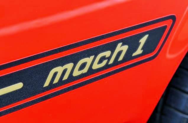 2017 Mustang Mach 1