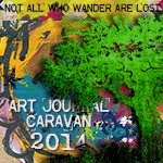 Art Journal Caravan