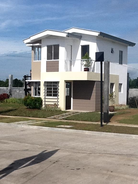 stella house model of avida village iloilo by avida land corp of
