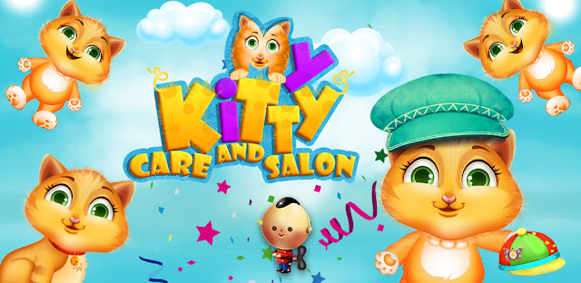 kitten games for kids