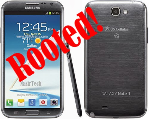 How to Root Galaxy Note 2 SCH-R950 Running Android 4.3 JB Stock