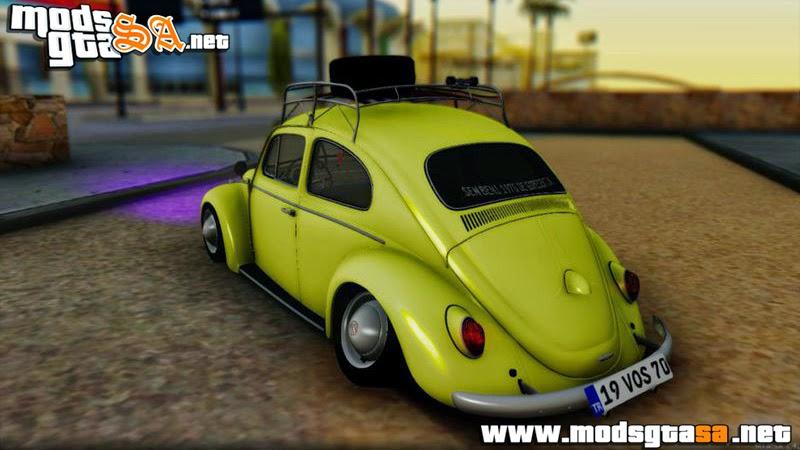 SA - VW Beetle GokayGok