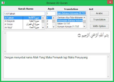 Quran in Word 2.2