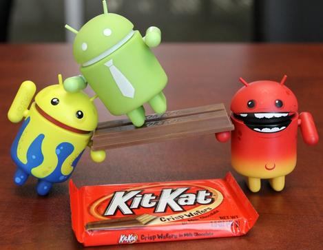 Daftar Smartphone Android Yang Dapat di Update Android Kitkat