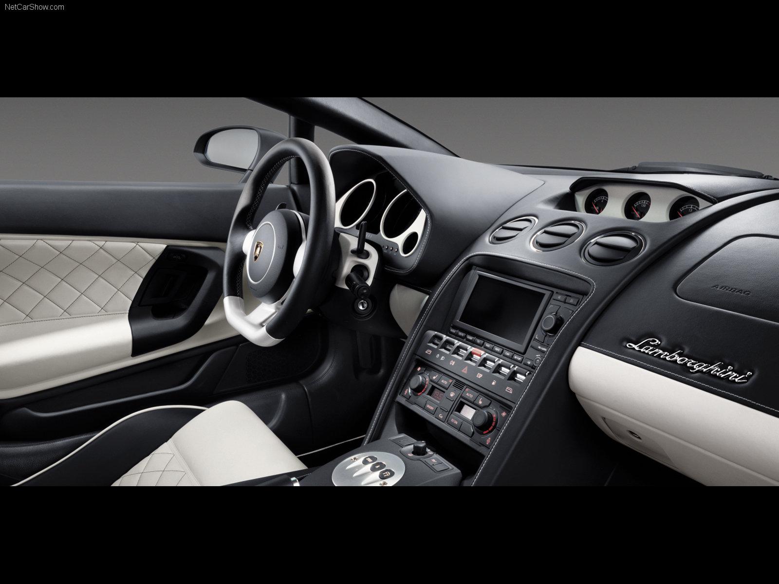 Hình ảnh siêu xe Lamborghini Gallardo Nera 2007 & nội ngoại thất