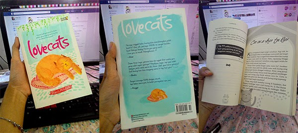Novel Lovecats karya Gianti Pradipta