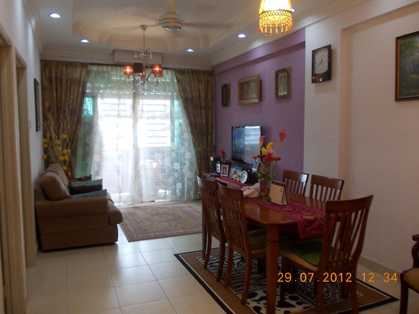 Warna2 cat tembok ask home design for Sofa yang sesuai untuk ruang tamu kecil