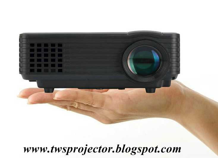 MINI PROJECTOR DS805 TV (ALL IN 1)ราคาเพียง 3,500 B
