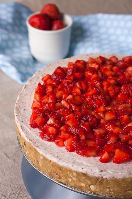 Cheesecake od jagoda