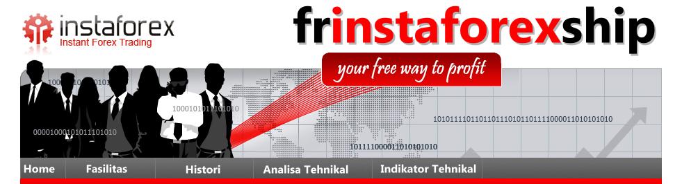 Frinstaforexship - Friends Introducer resmi dari Instaforex