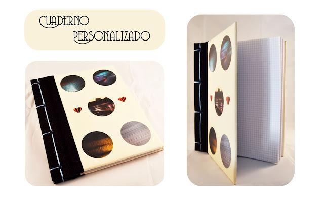 Libretas y Albums Personalizados