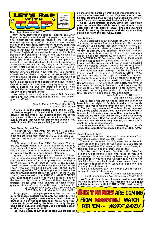 Captain America (1968) Issue #160 #74 - English 22