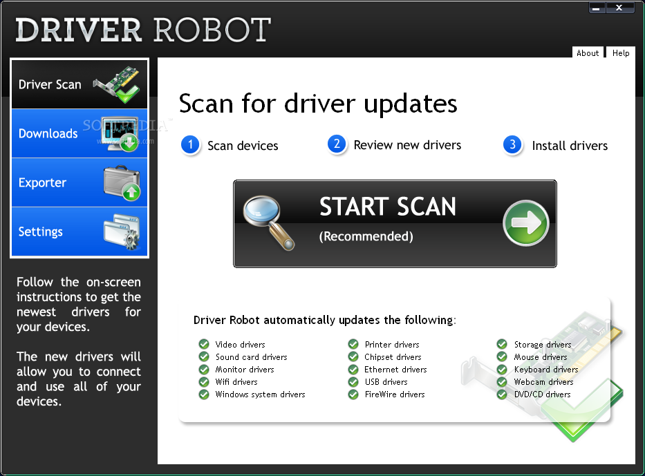 License Key For Driver Robot