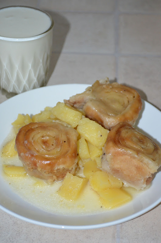 Штрудли с картошкой рецепт
