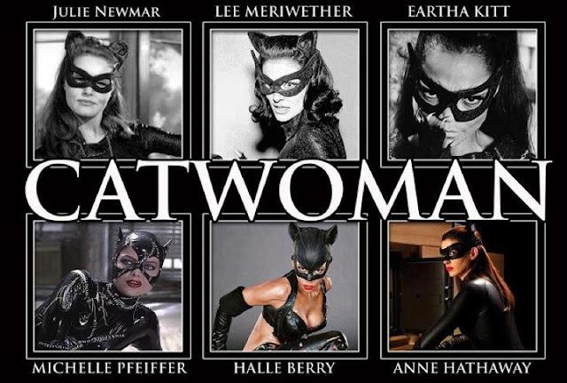 Colecao de Mulheres Gatos