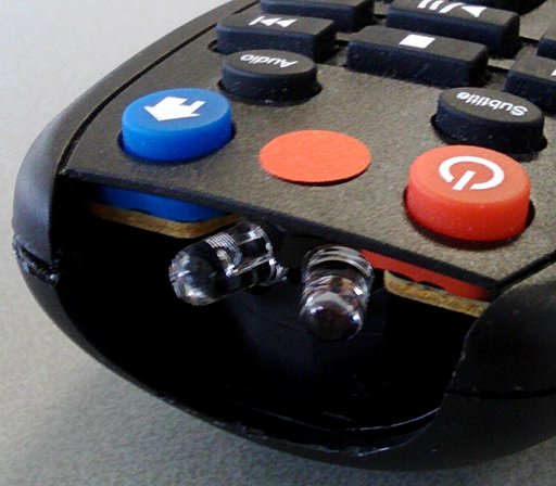 how tv remote works pdf