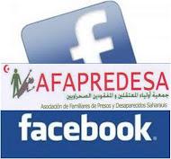 Página Facebook AFAPREDESA