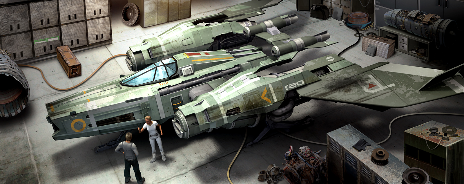 Another Jim Martin Concept Cutlass Buccaneer
