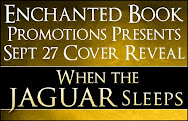 When the Jaguar Sleeps Cover Reveal & Giveaway