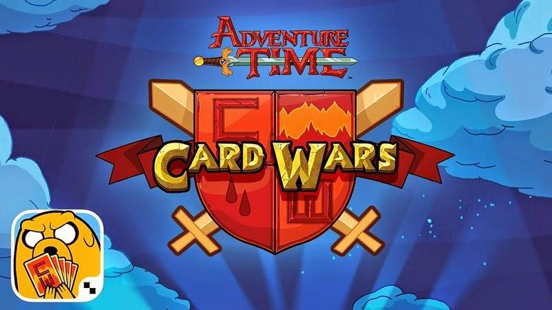 Card Wars Adventure Time v1.0.8 MOD APK+DATA (Unlimited Coins/Gems)