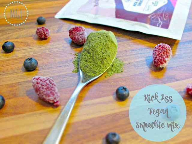Indigo Herbs Kick Ass Vegan Smoothie Mix - My General Life