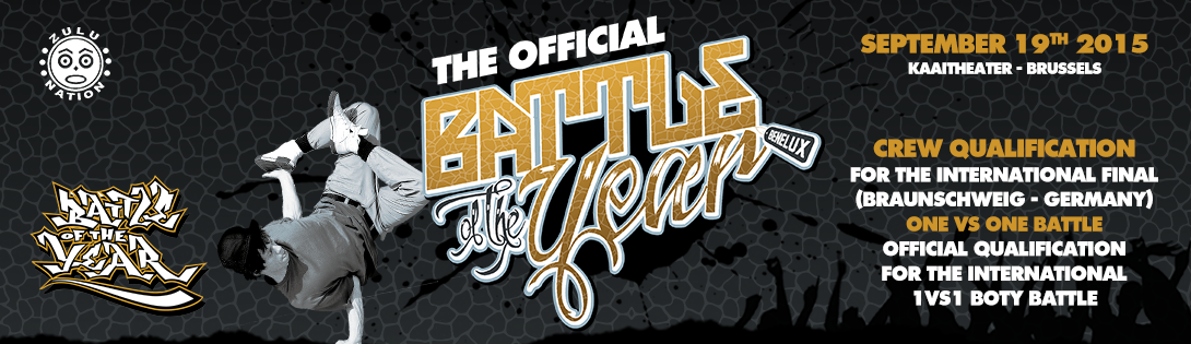 Battle of the Year BeNeLux 2015