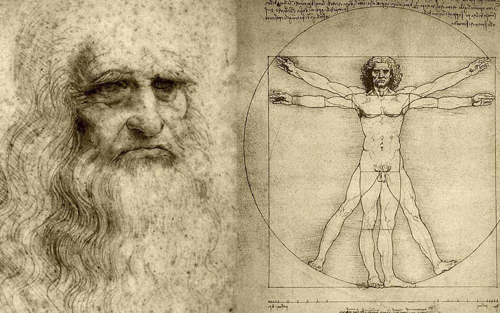Leonardo interactivo: