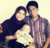 With My Lovely Family