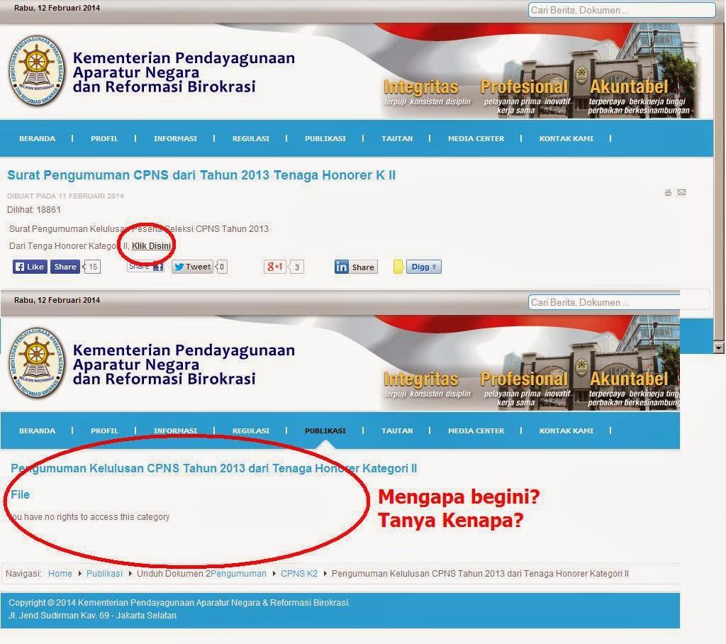 http://menpan.go.id/publikasi/unduh-dokumen-2/pengumuman/file/4194-pengumuman-kelulusan-cpns-tahun-2013-dari-tenaga-honorer-kategori-ii