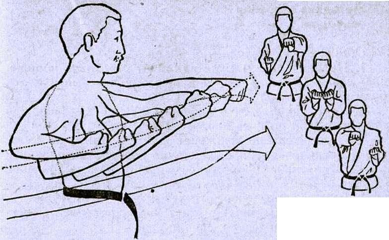 Как сделать кулак рисунок