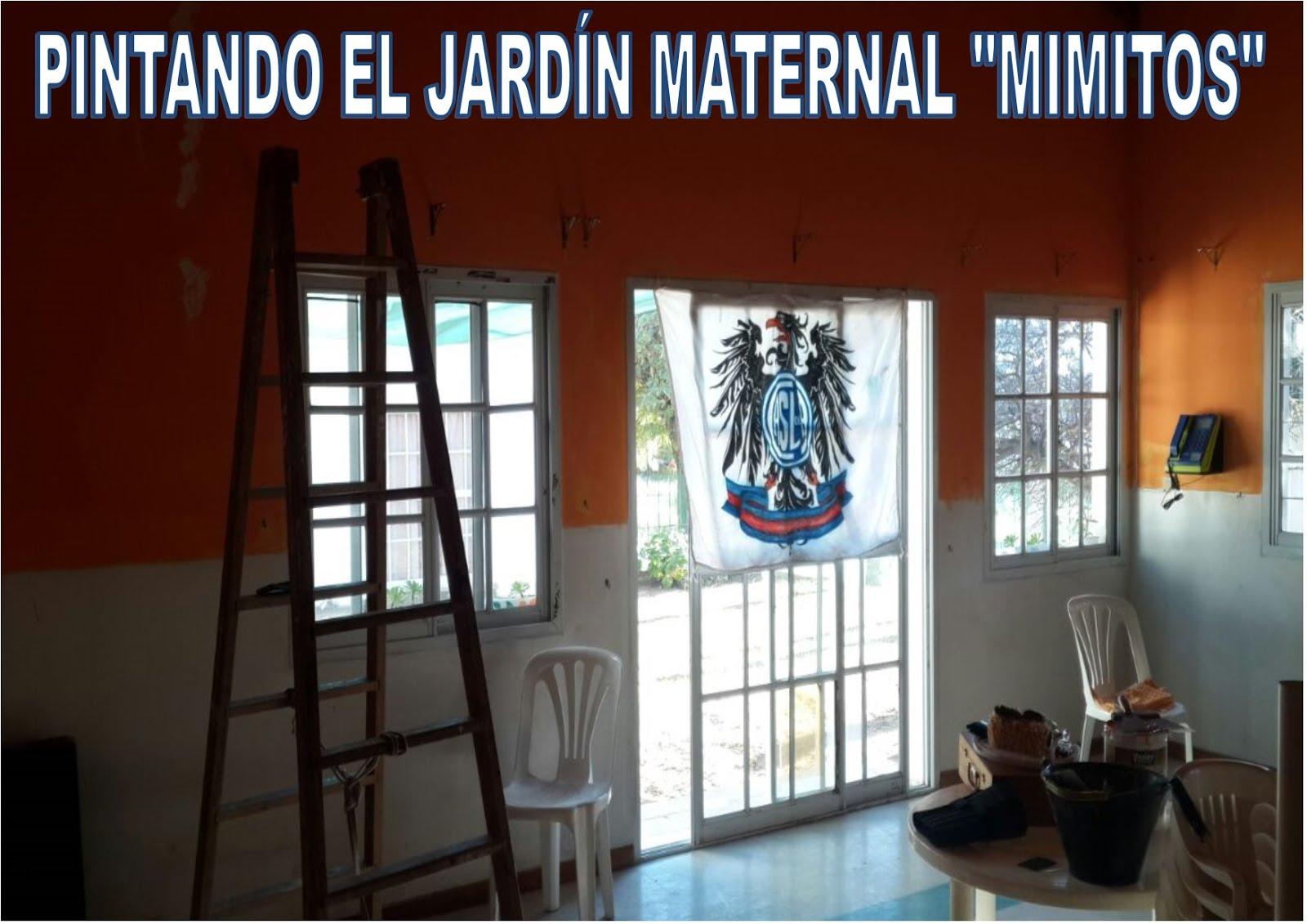Departamento de agrupaciones y pe asclub atletico san for Jardin maternal unlp 2015