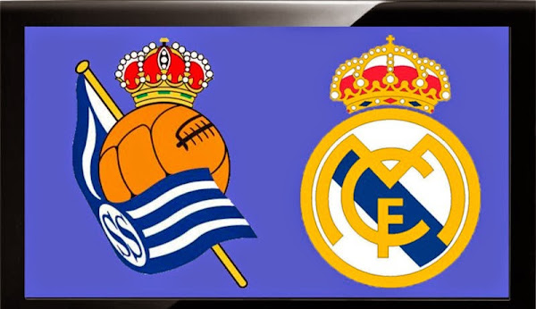 REAL SOCIEDAD VS REAL MADRID, FUTBOL, DIRECTO, ONLINE, STREAMS