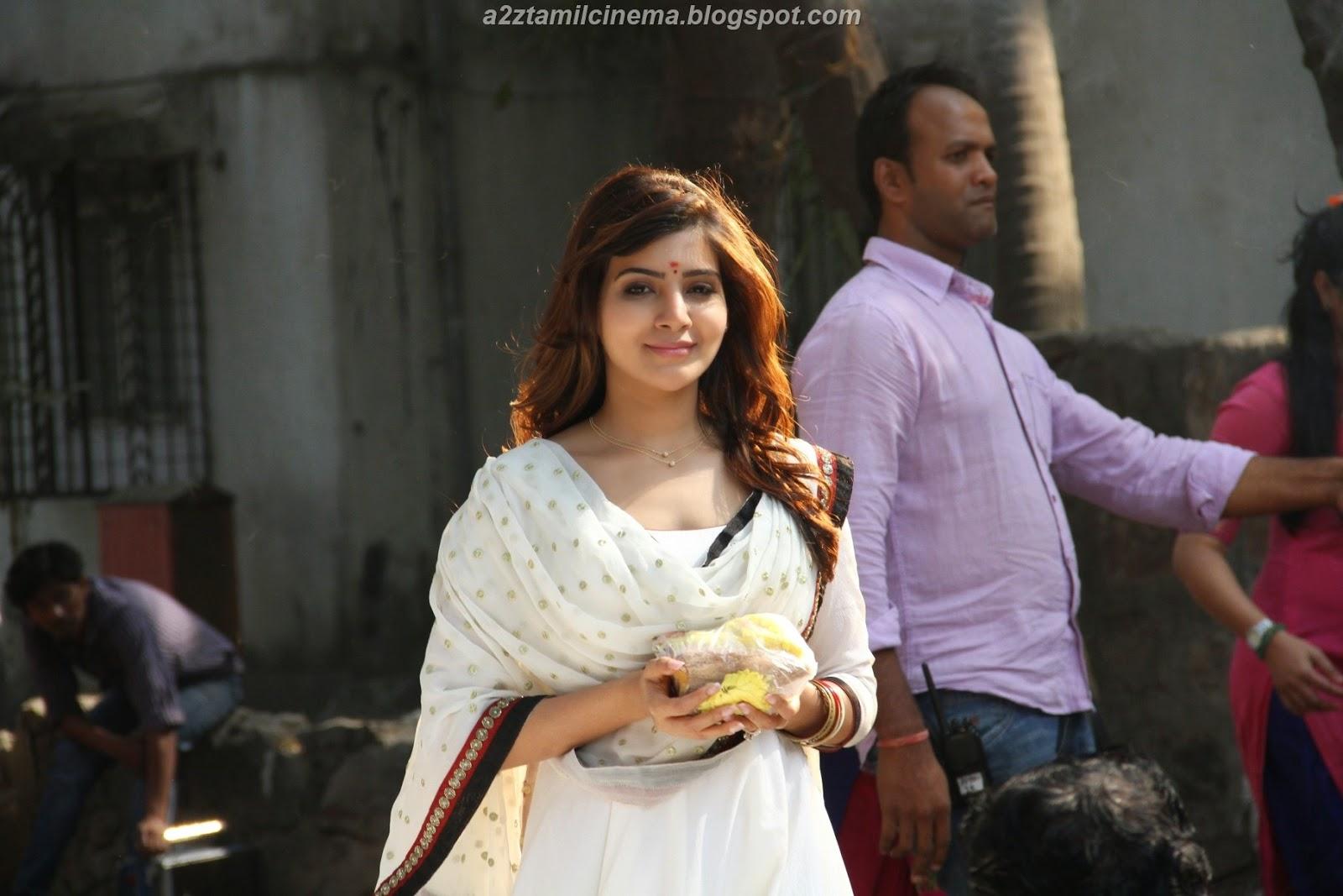ANJAAN SAMANTHA HOT HD WALLPAPERS ~ Tamil Movie Stills, Images, hd ...