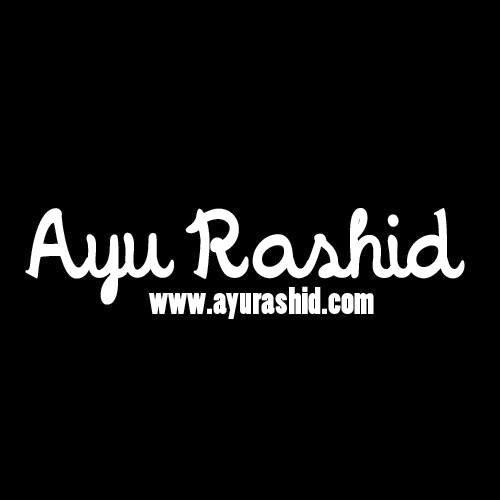 AYU RASHID.com