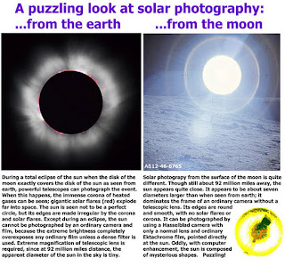 solarphotography Jack Whites Apollo Hoax Evidence
