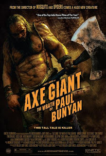 Phim Gã Khổng Lồ Hung Tợn – Axe Giant: The Wrath Of Paul Bunyan (2013) HD Vietsub - Axe Giant: The Wrath Of Paul Bunyan
