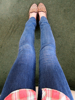 how to make dark jeans lighter without bleach