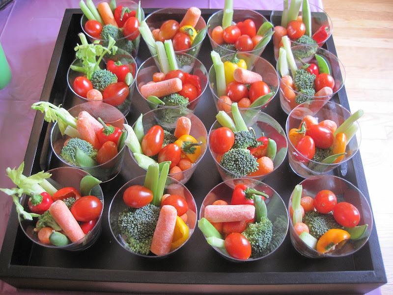 Vegetable platters for baby shower http acoest1984 blogspot com 2012