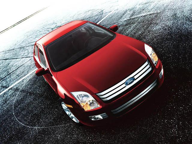 フォード・フュージョン Ford Fusion 2006-10
