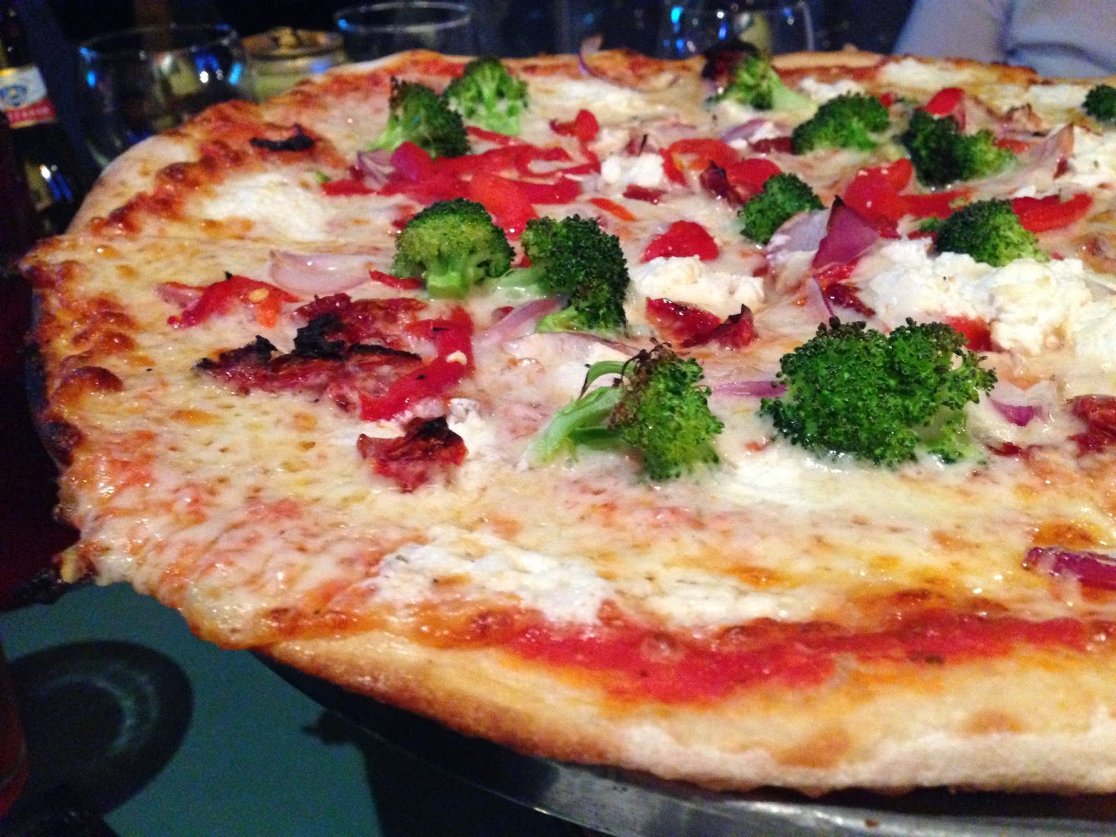 Penguin Pizza in Boston | The Economical Eater