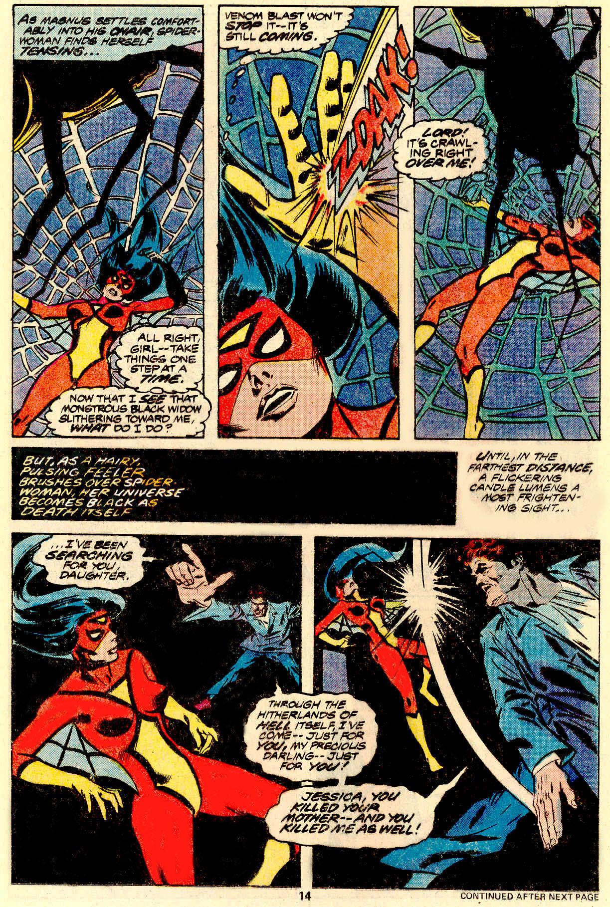 Spider-Woman (1978) #5 #46 - English 11