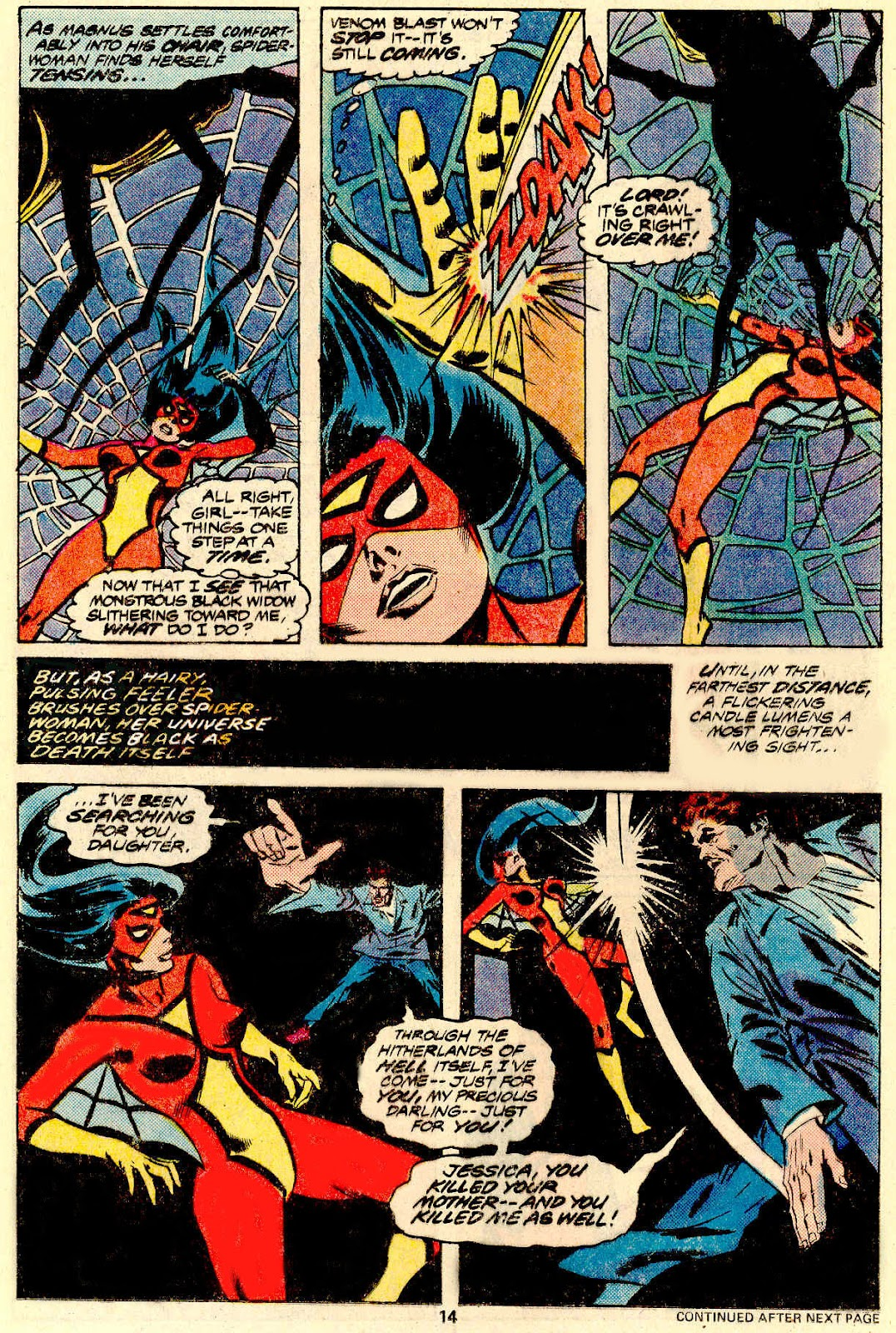 Spider-Woman (1978) Issue #5 #5 - English 11