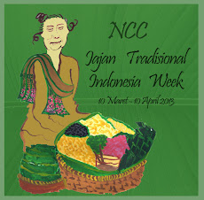 My Online Events : NCC Jajan Tradisional Indonesia Week