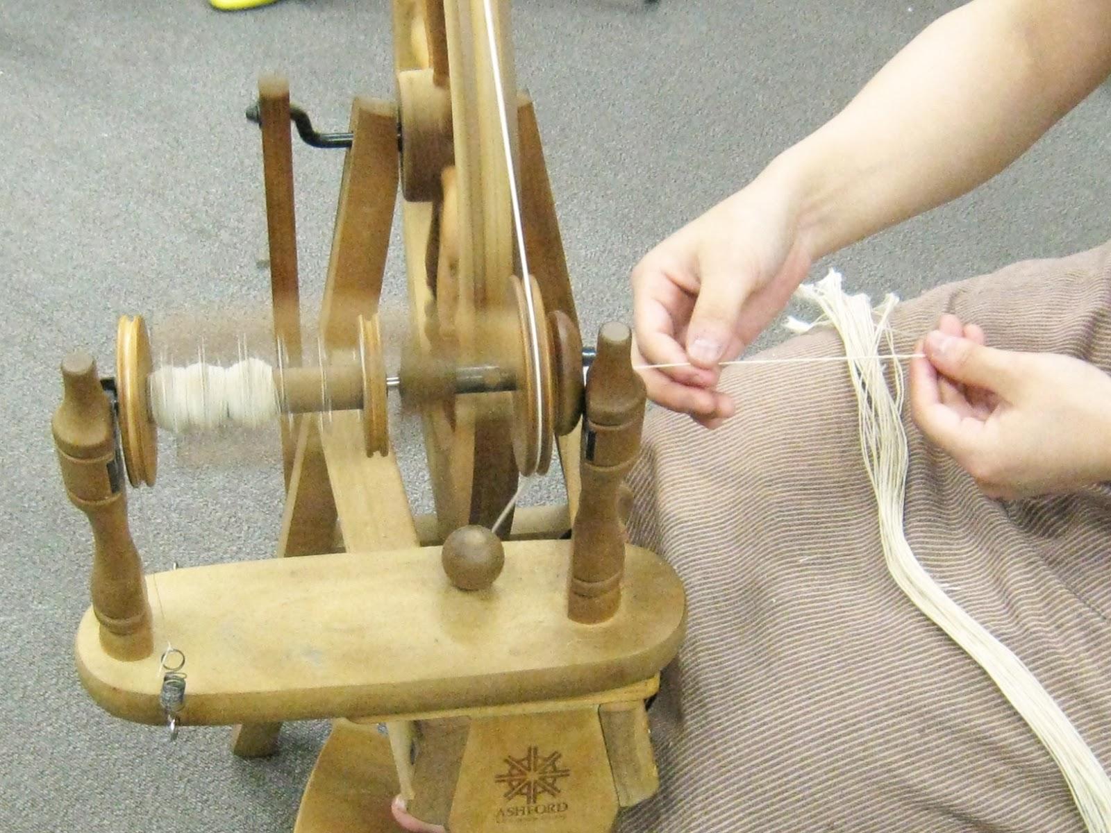 Kawashima Textile School Blog Shifu 1 Paper Yarn Making
