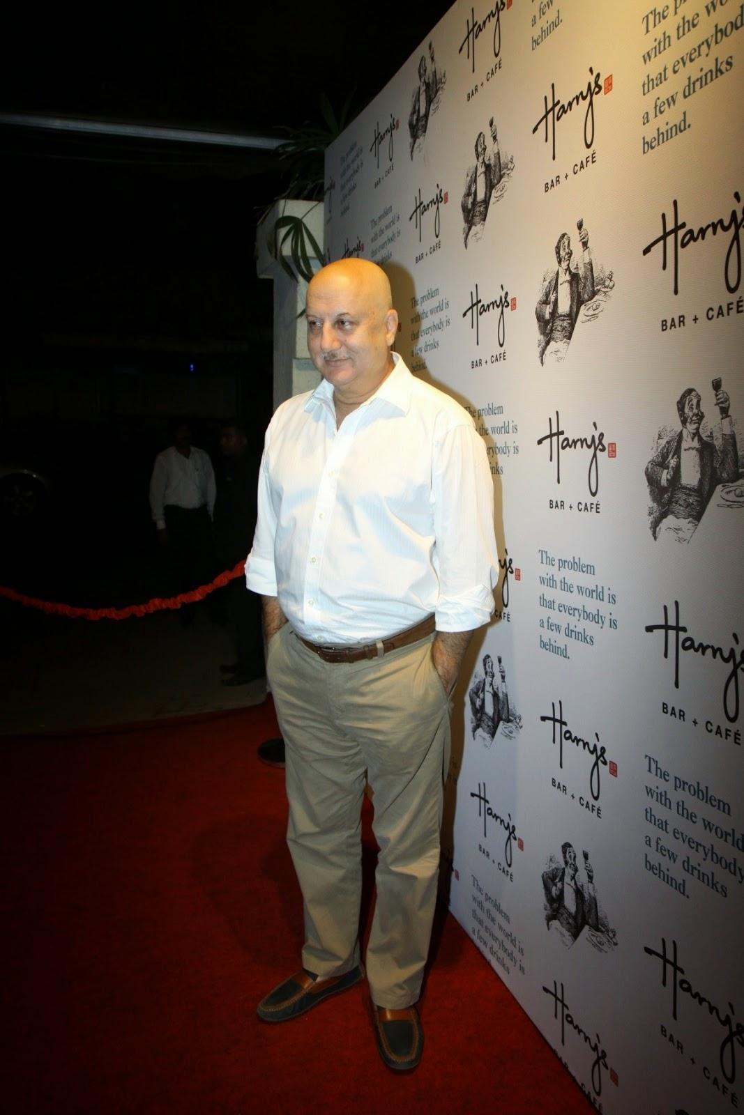 Tiger Shroff at Harry's Bar Launch Event Pics