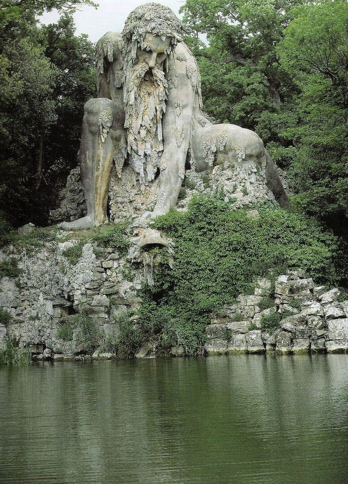 Massive 16th Century 'Colossus' Sculpture In Italy Has Entire Rooms Hidden Inside