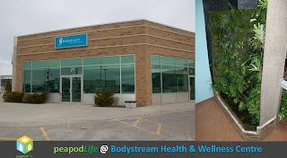 PeapodLife @ Bodystream Health & Wellness Centre in Barrie, Ontario, Photos 2013