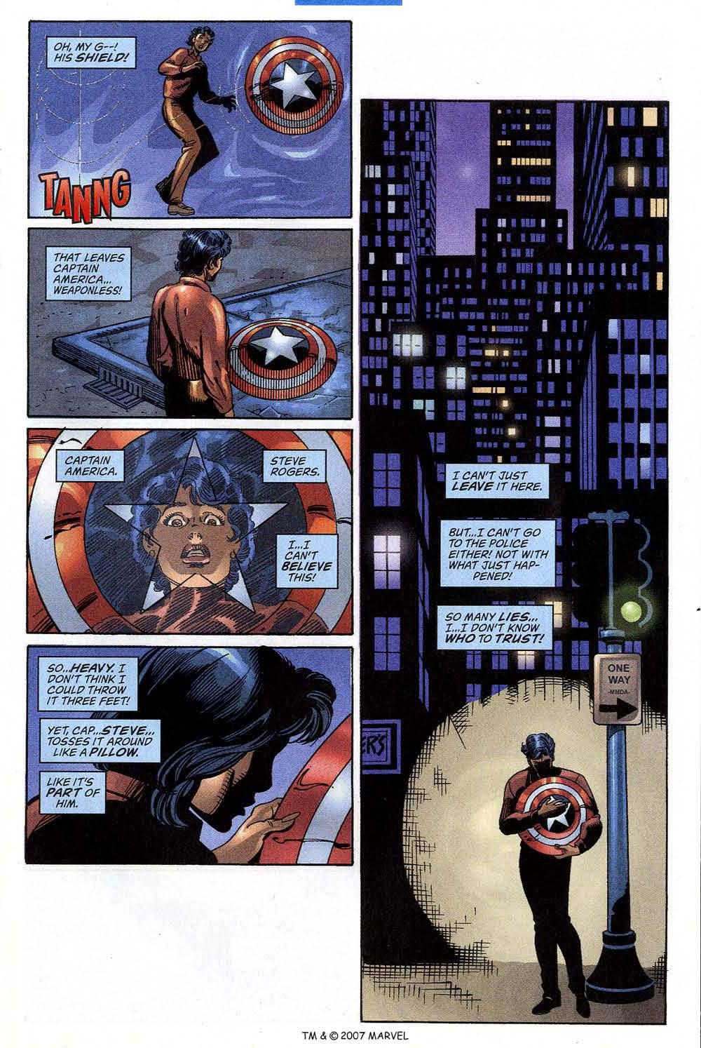 Captain America (1998) Issue #44 #51 - English 17