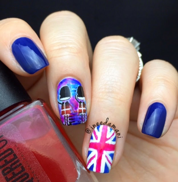 bp37 union jack london nails
