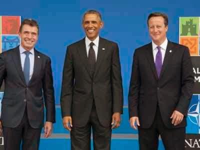 OTAN / Imperio capitalista anglosajón